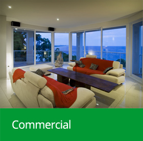 Commercial Windows and Doors Sunshine Coast