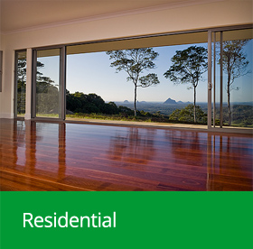 Residential Aluminium Windows and Doors Sunshine Coast